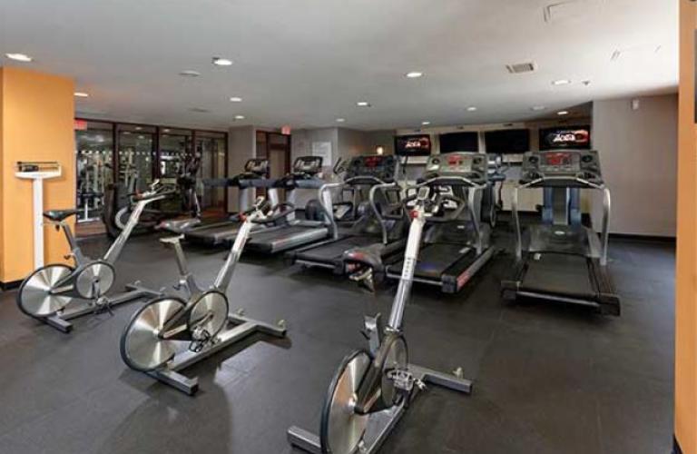 Gym at Avalon Courthouse Place, Court House, Arlington