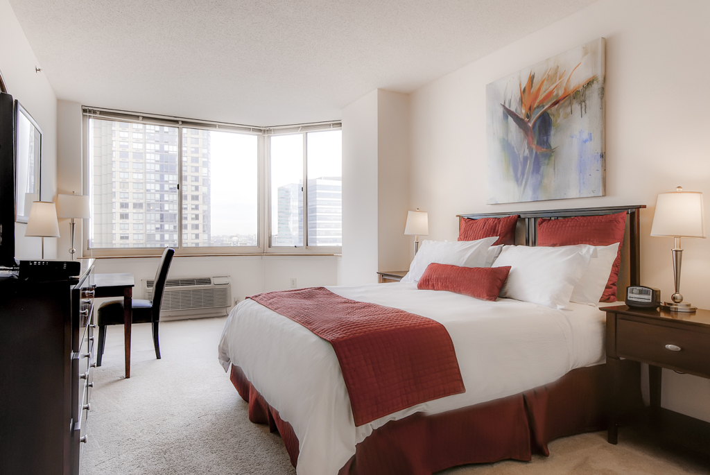 Sleep at Marbella Washington Boulevard Apartments, Centre, Jersey City