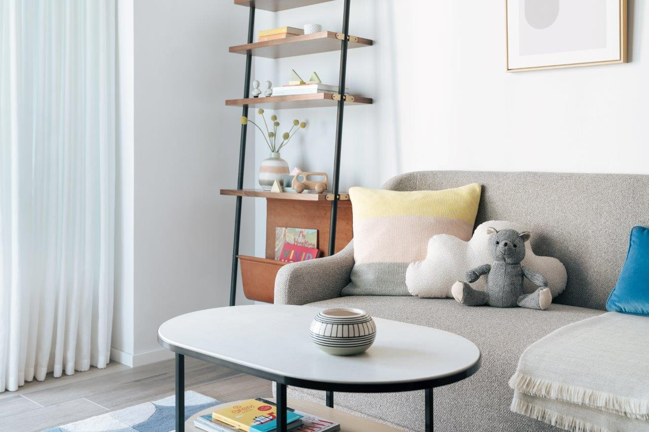 Details at Waterfront Suites Apartments