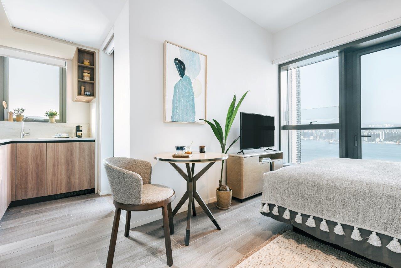 Studio at Waterfront Suites Apartments