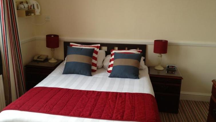 Tidy bedroom in Eastern Esplanade Apartments