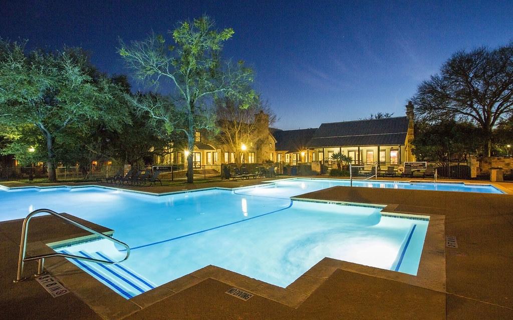 Pool at Rock Creek Apartments