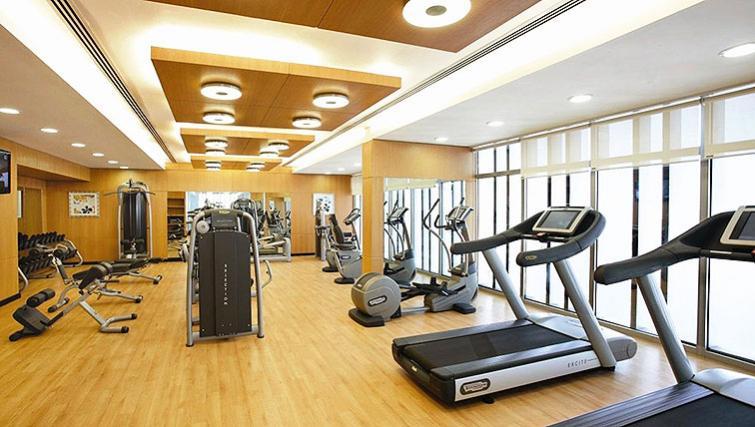 Functional gym in Hala Arjaan Apartments