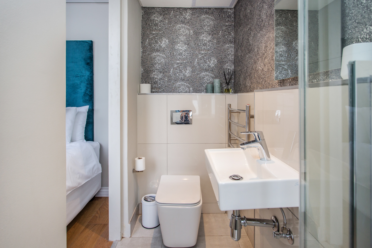 WC at Docklands Cape Town Apartments, Green Point, Cape Town
