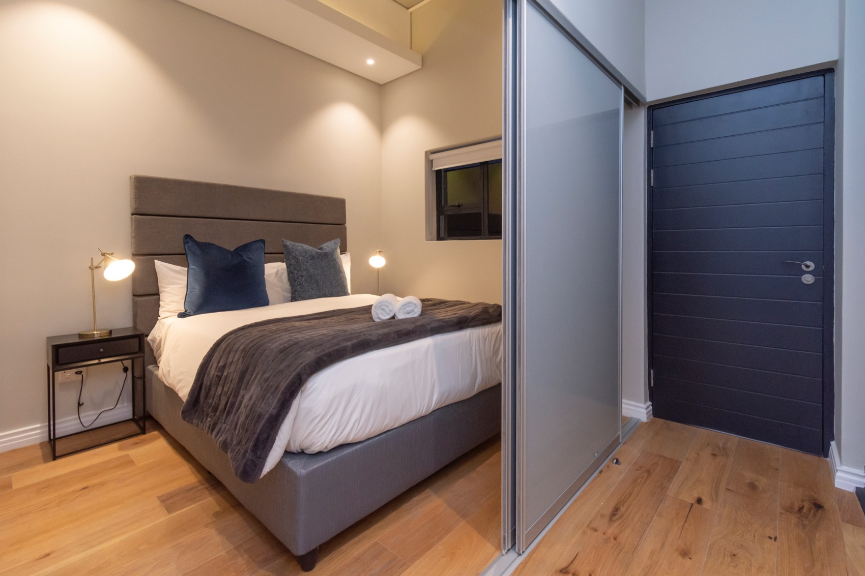 Partition at Docklands Cape Town Apartments, Green Point, Cape Town