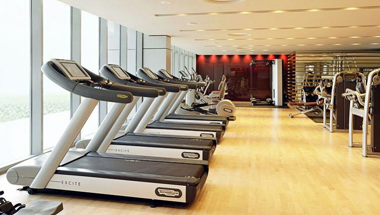 Lovely gym in Park Arjaan Apartments