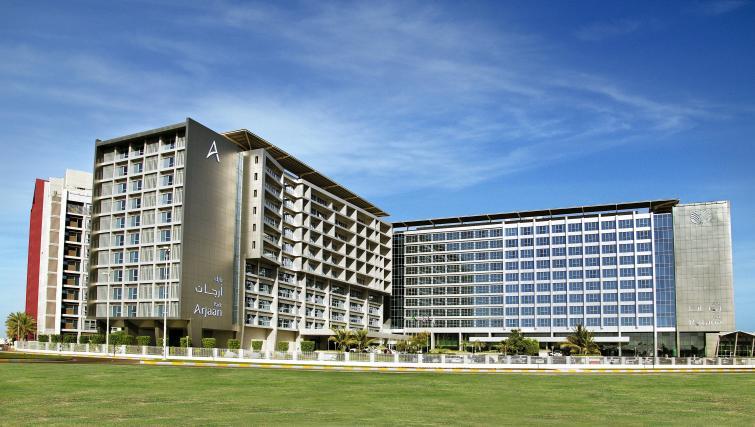 Stunning exterior in Park Arjaan Apartments