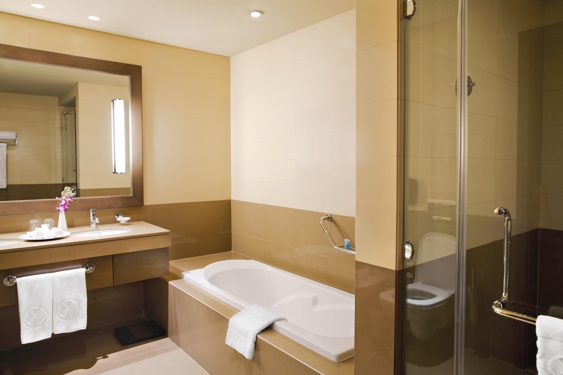 Bathroom in Park Arjaan Apartments
