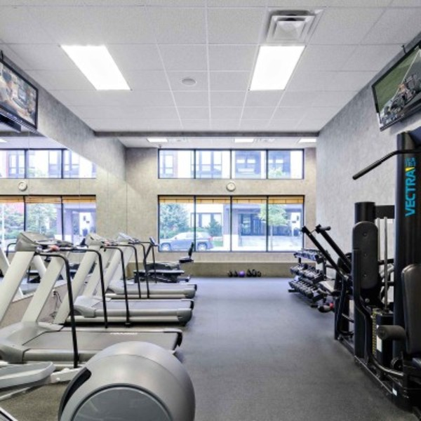 Fitness at Excelsior & Grand Apartment