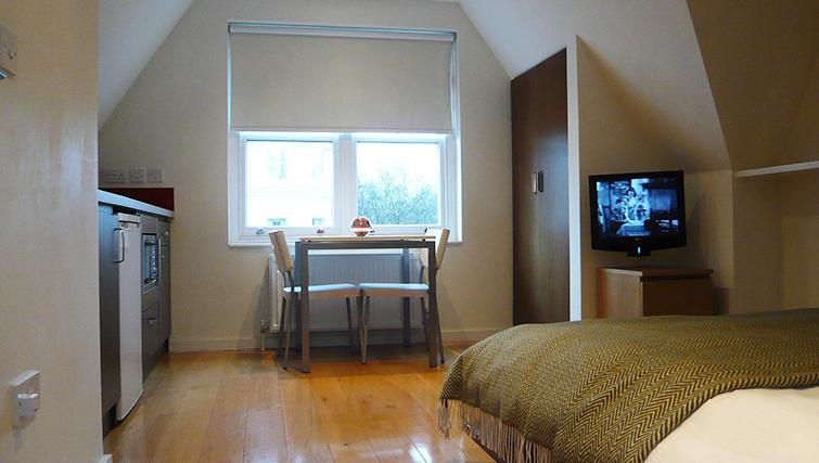 Double bedroom at St James House