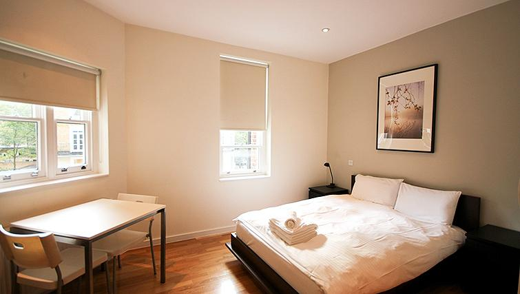 Large bedroom at St James House