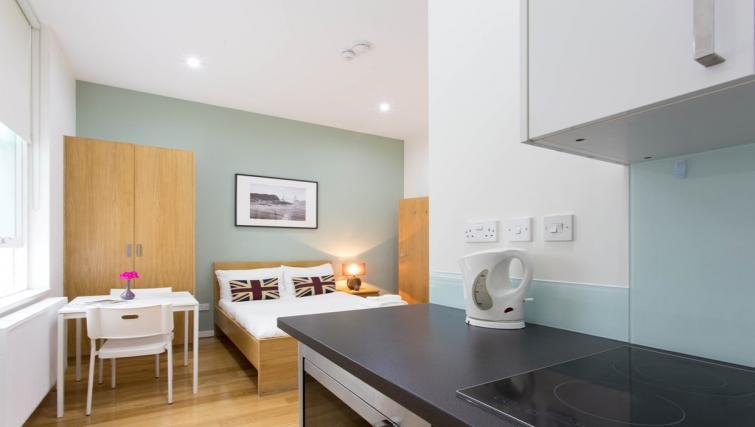 Double studio apartment at Ladbroke Studios and Apartments