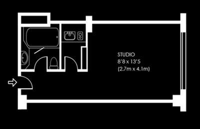 Studio at Melia White House Apartments