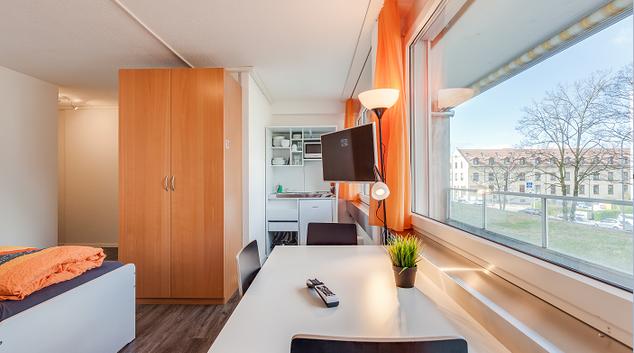 Studio at Baarerstrasse 112 Apartment