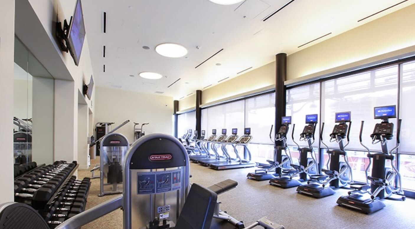 Fitness at Venue Corporate Apartments