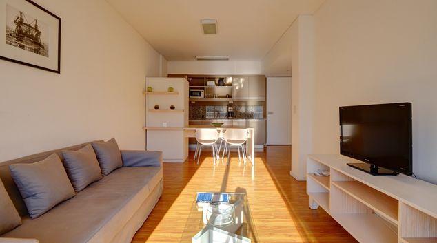TV at Quartier del Polo Serviced Apartment