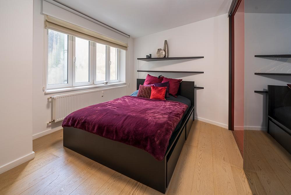 Bedroom at Rue Des Bains Apartment