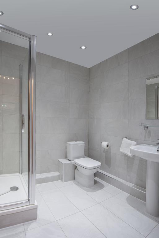 Bathroom at Cook Street Apartments