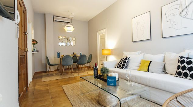 Open-plan at San Isidoro Apartment