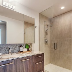 Bathroom at Level Furnished Living, Near North Side, Chicago
