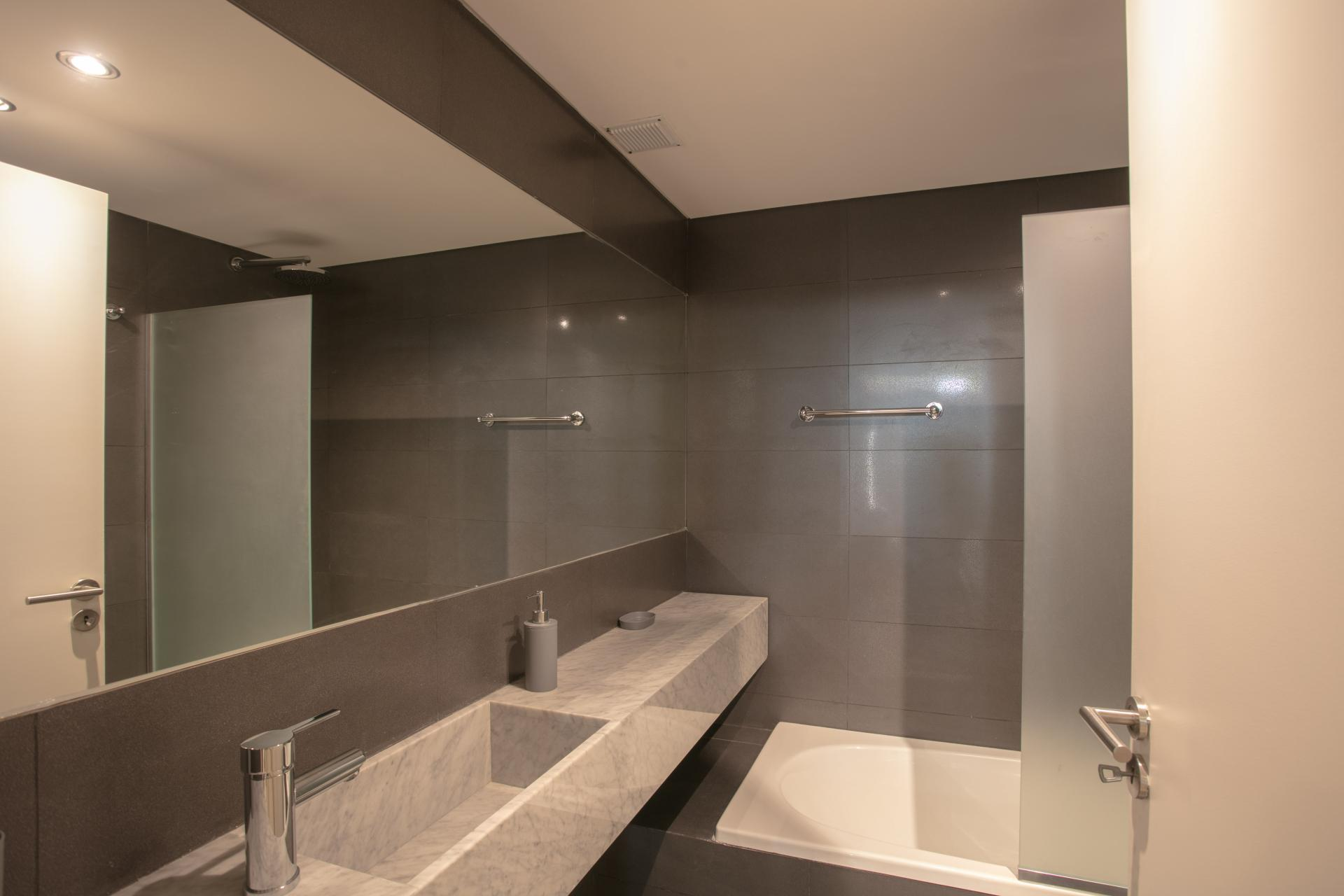 Bathroom at Hollywood Nippon Apartment