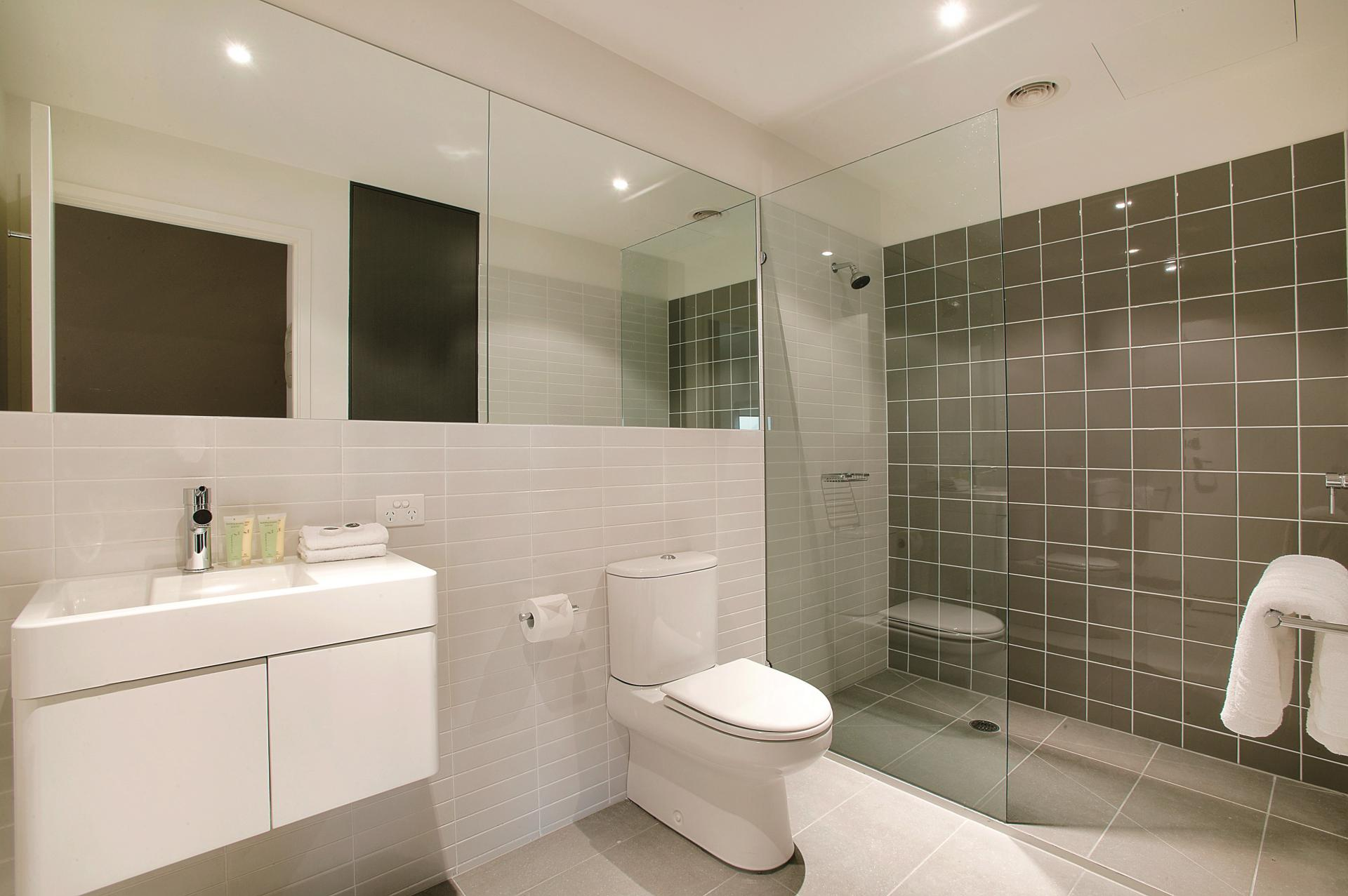 Bathroom at Punthill Oakleigh Apartments