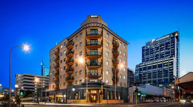Quest West End Apartments, Centre, Perth