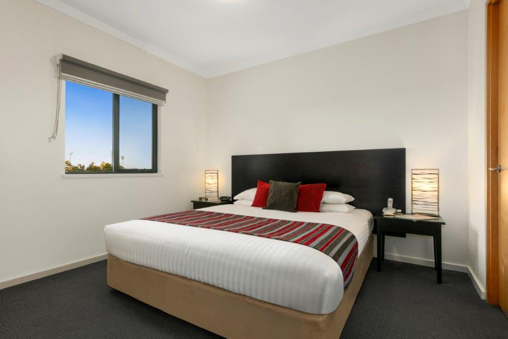 Bedroom at Quest on Rheola