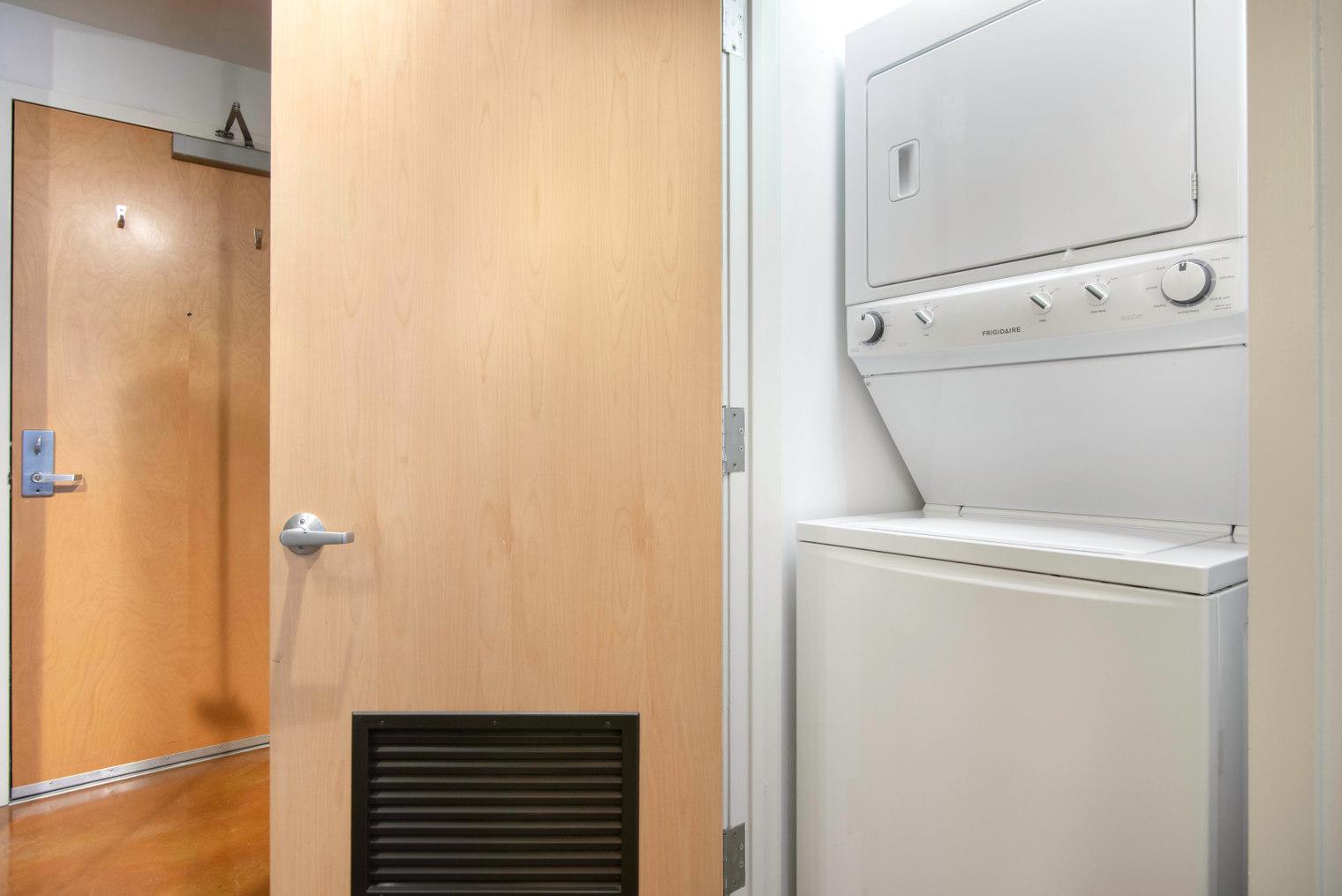 Utilities at Glasdore Lofts Apartment