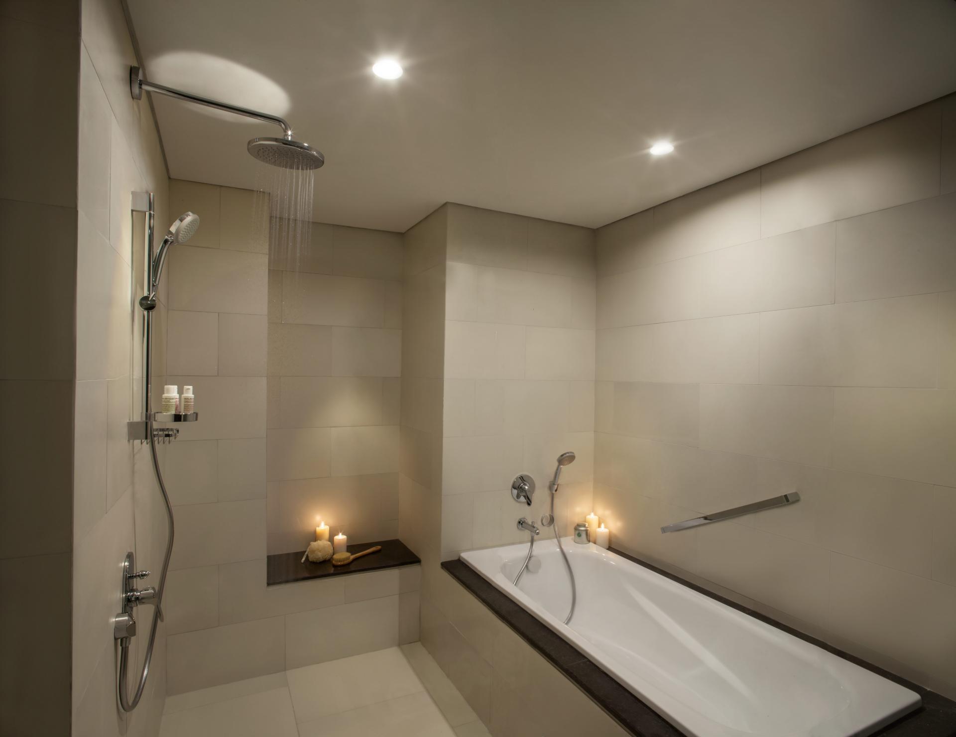 Bathroom at Fraser Place Setiabudi Jakarta