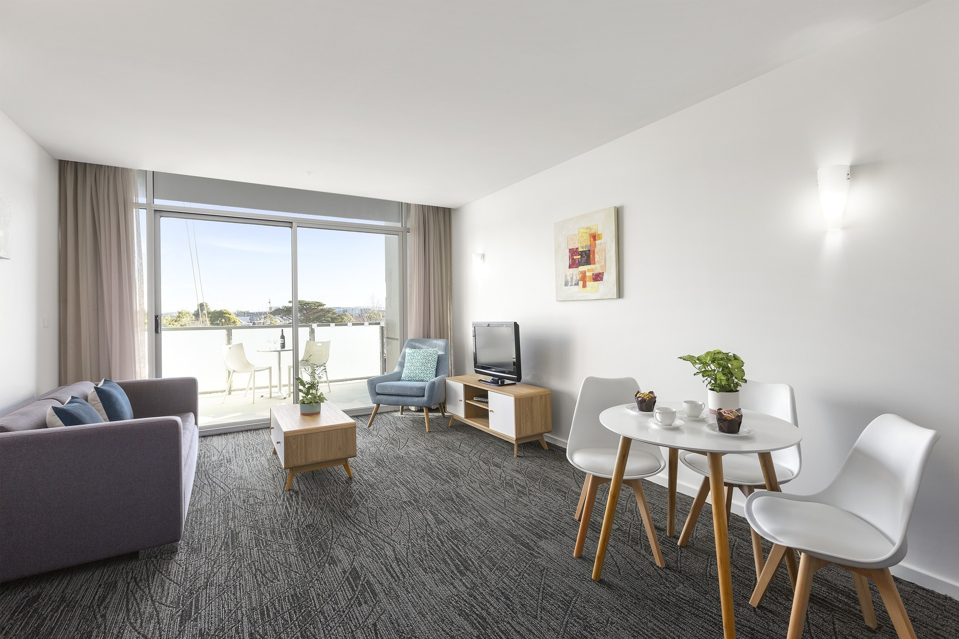 Layout at Quest Caroline Springs Apartments