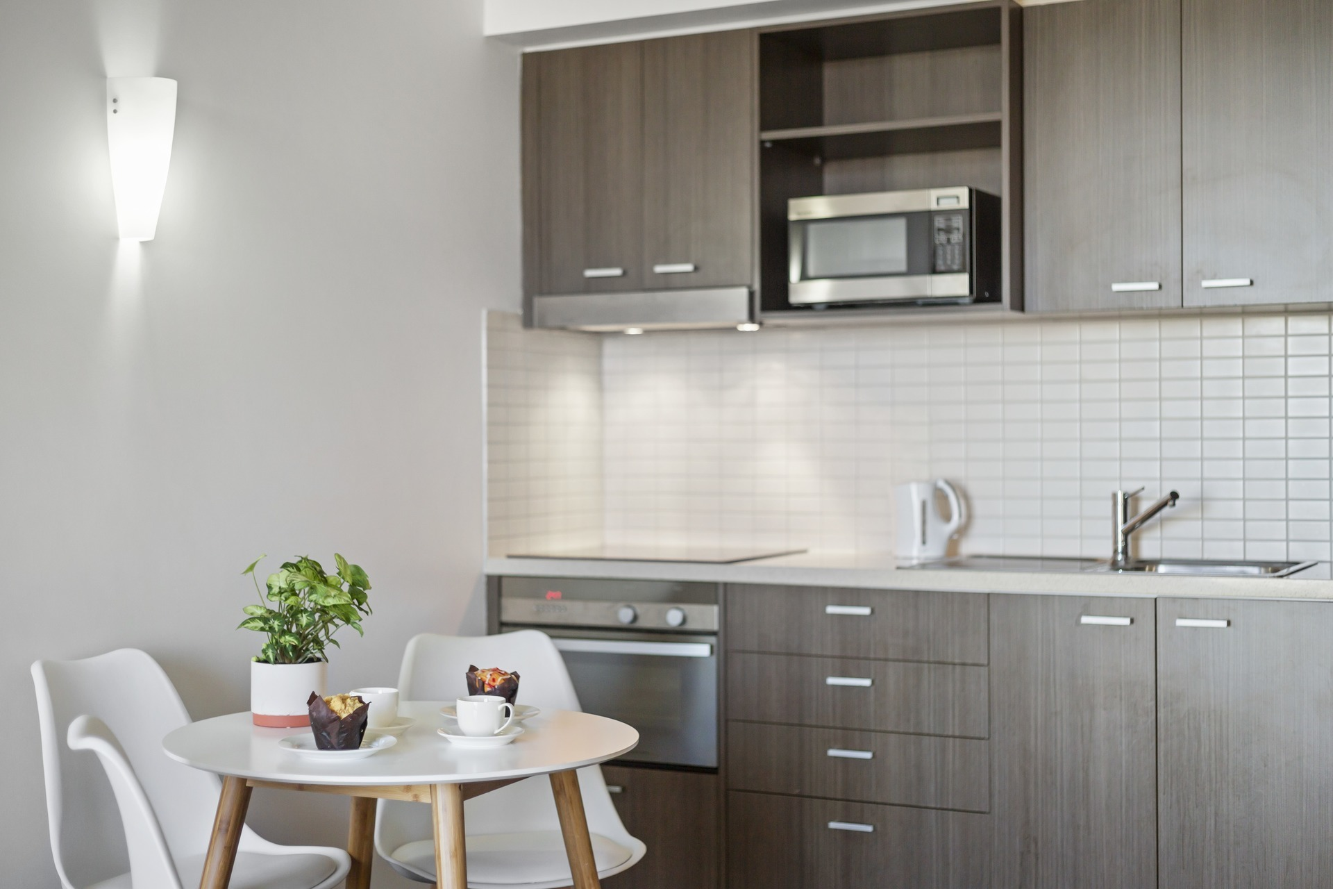 Kitchen at Quest Caroline Springs Apartments