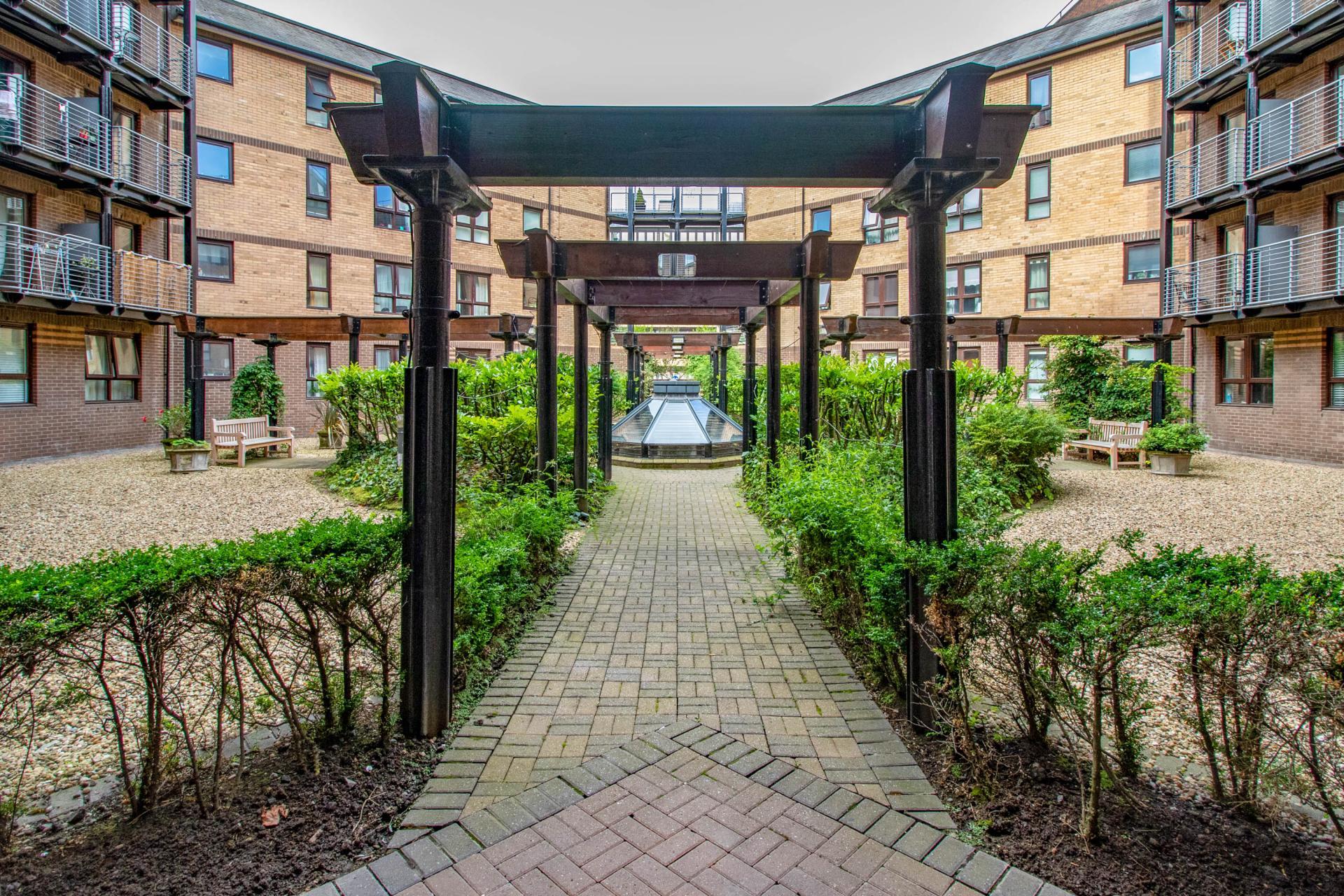 James Watt Apartment, Glasgow, SilverDoor Apartments