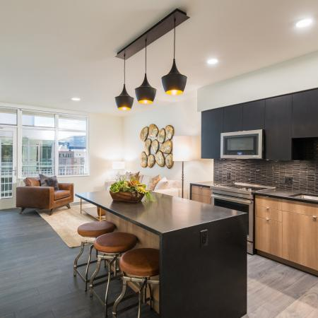 Open plan area at Union Denver by Daydream