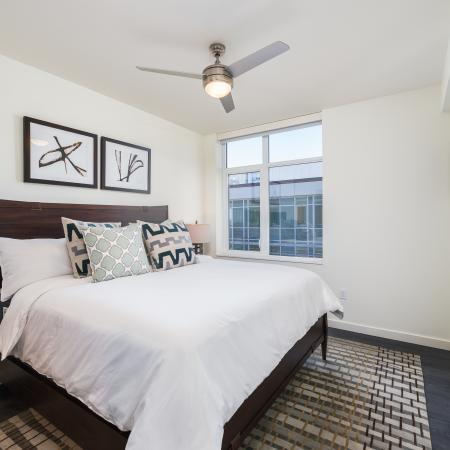 Bedroom at Union Denver by Daydream