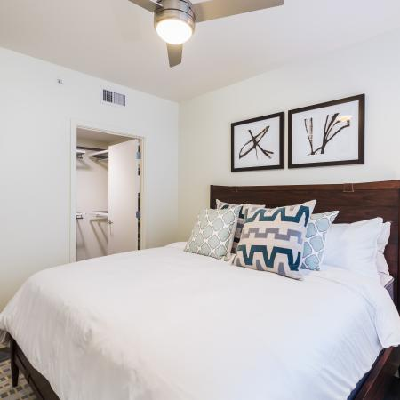 Bed at Union Denver by Daydream