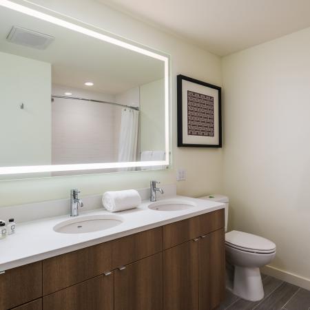 Bathroom at Union Denver by Daydream