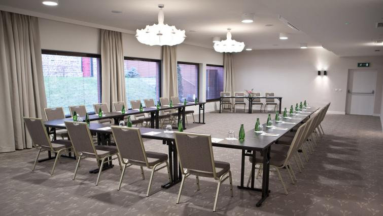 Spacious meeting room in The Granary La Suite