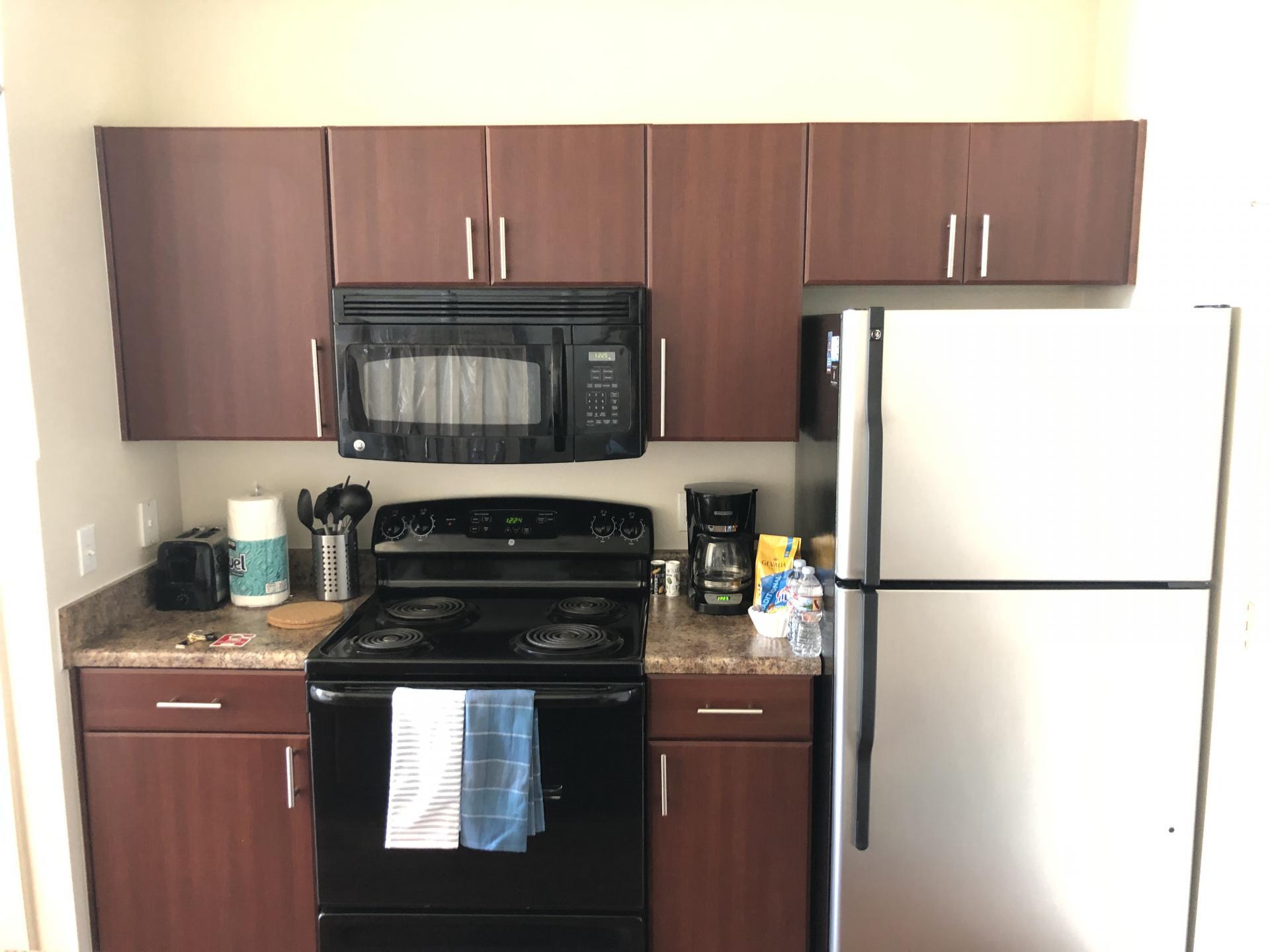 Kitchen at AMLI Inverness Apartment