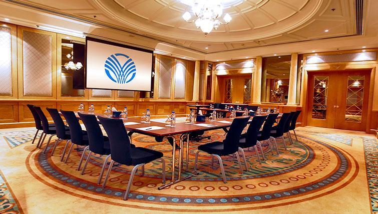 Meeting room at Al Ain Rotana Apartments