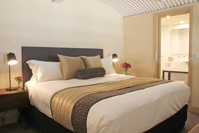 Bedroom at Quest Grand Hotel Apartments