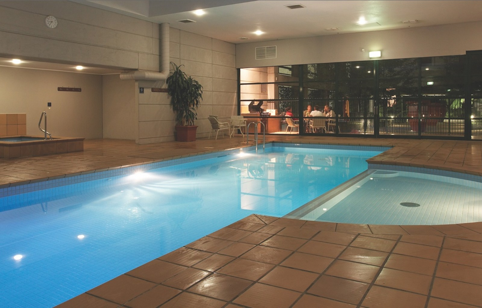 Pool at Quest Grand Hotel Apartments