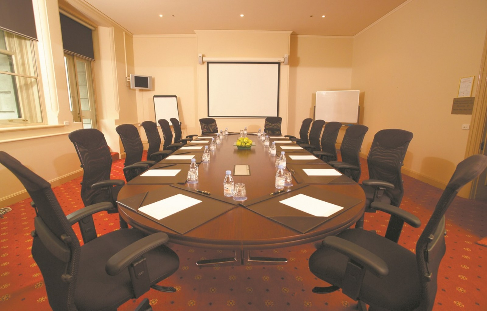 Board room at Quest Grand Hotel Apartments