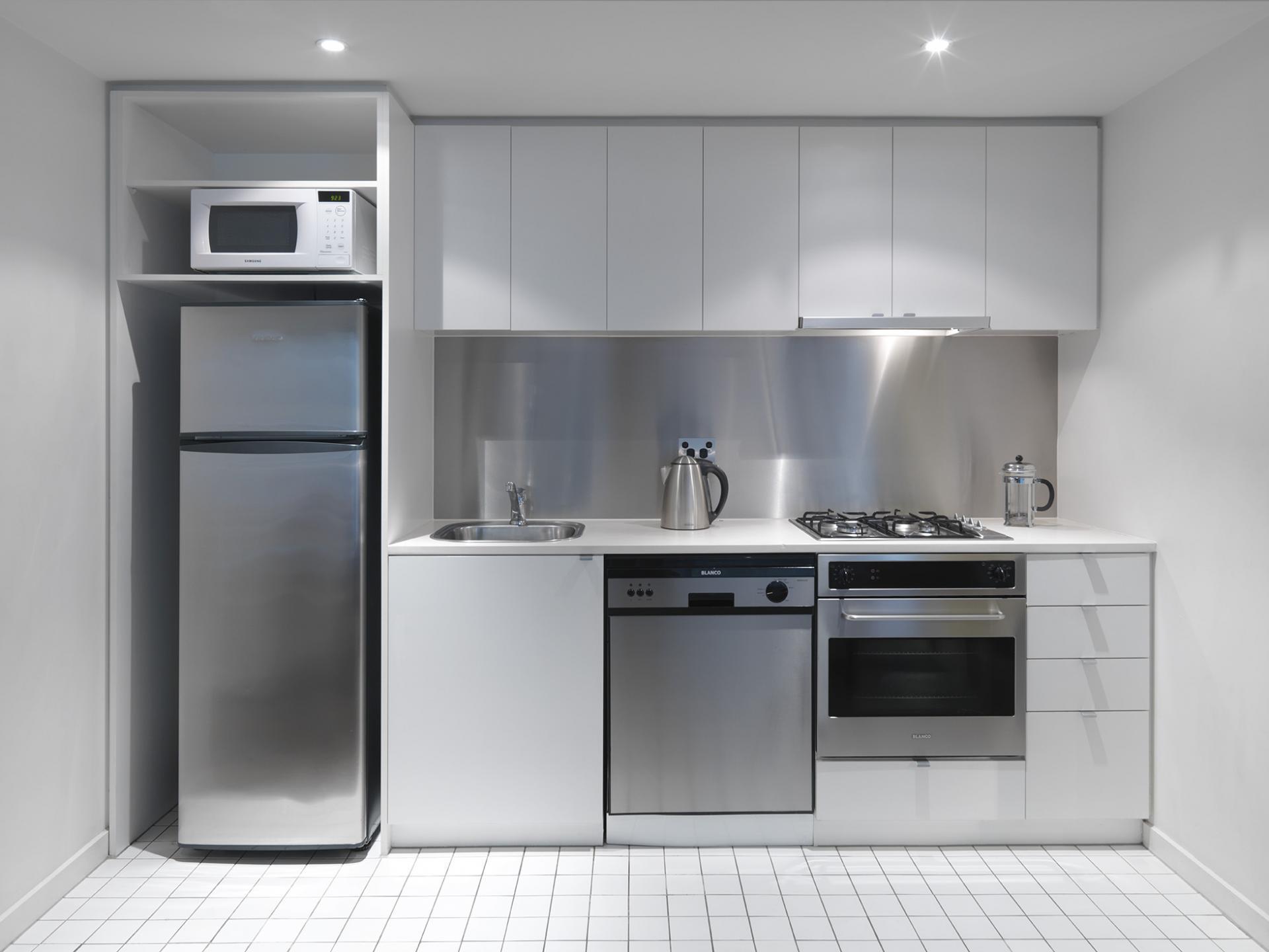 Quest on Dorcas, Melbourne, SilverDoor Apartments