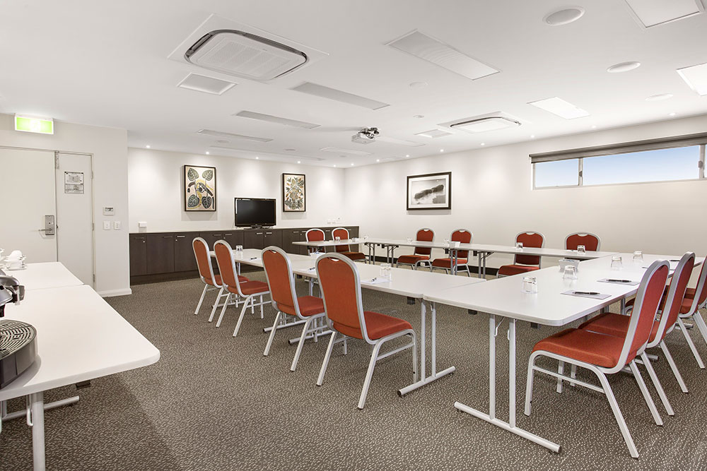 Conference Room at Quest Parap Apartments