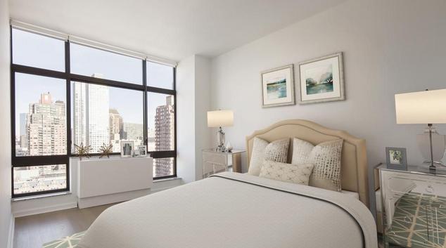 Bedroom at The Westport Apartment