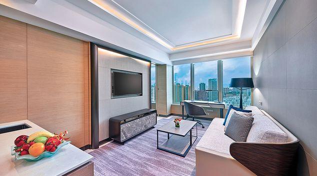Studio at Kowloon Apartments, Kowloon, Hong Kong