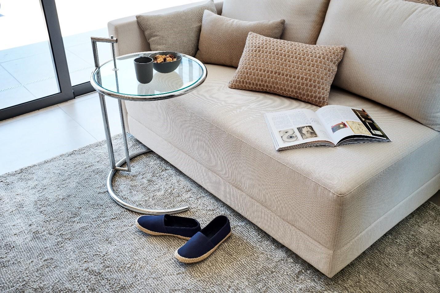 Living room at V House Boutique Residences