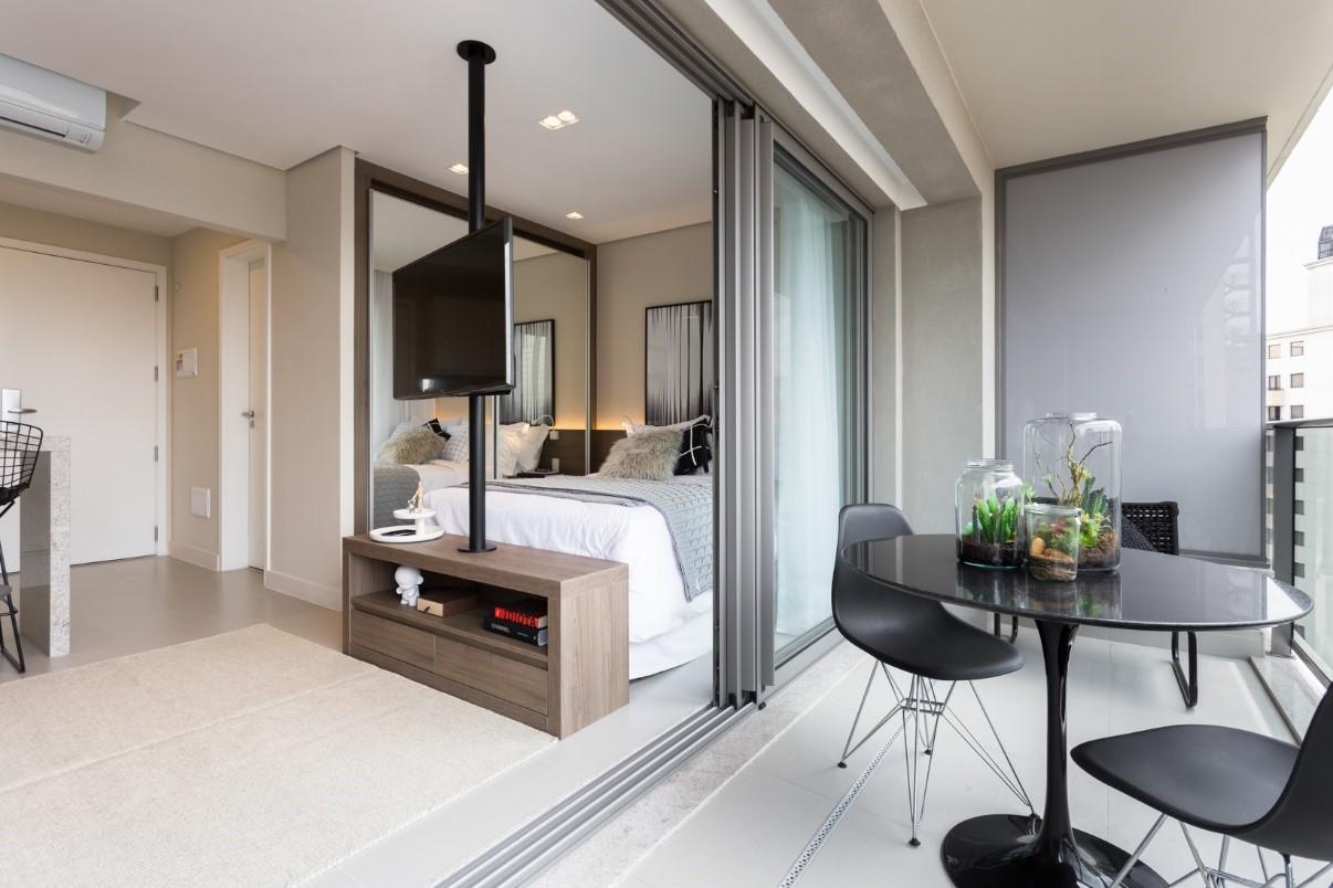 Bedroom at V House Boutique Residences