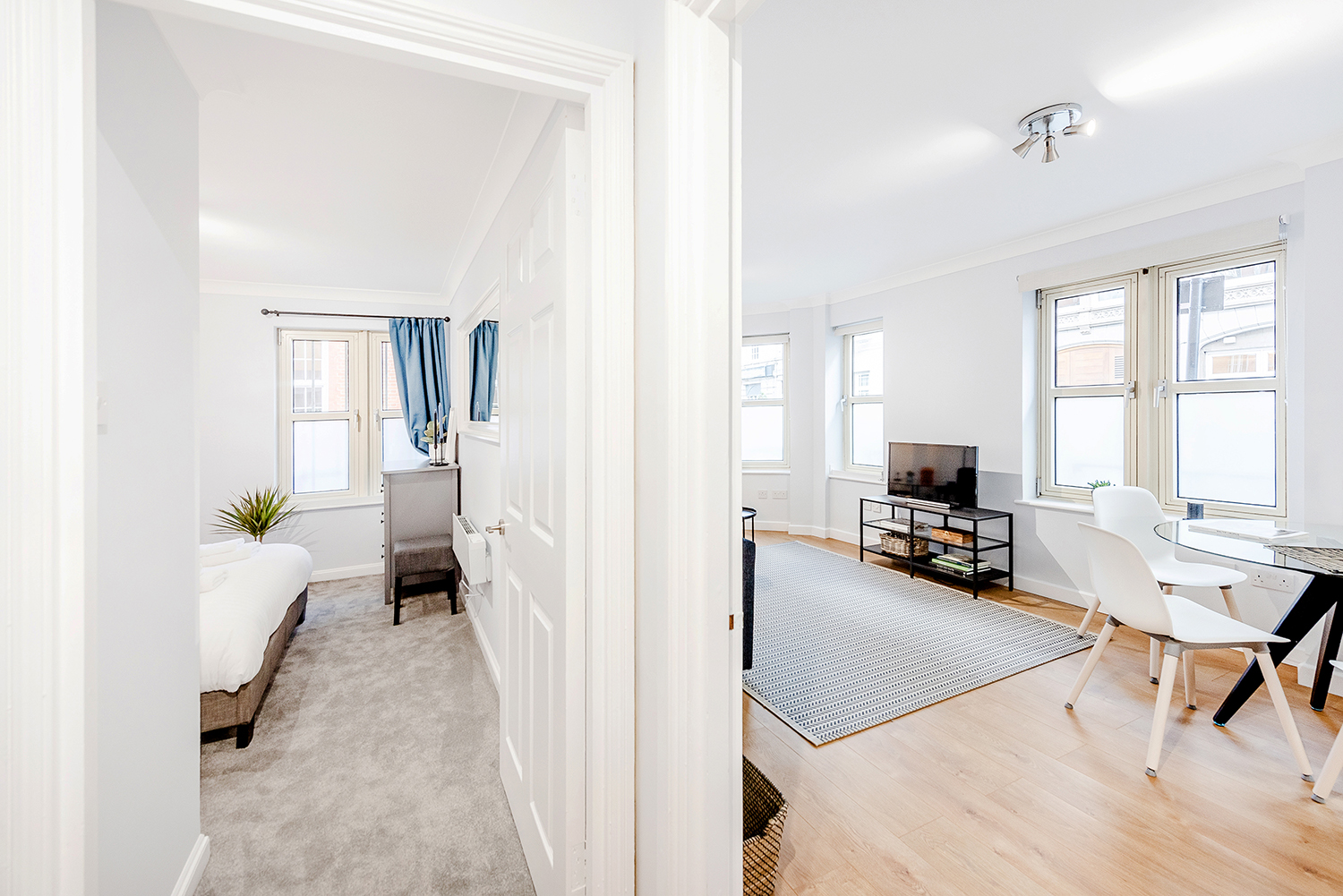 Layout at BE: Opera House Apartment